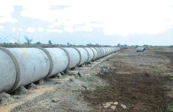 Water Supply Scheme, Lonand, Baramati